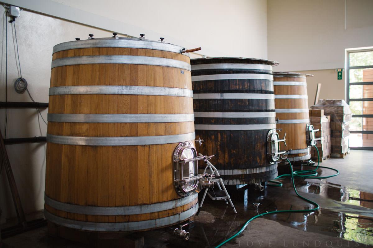 Manousakis Winery i Chania, Kreta i Grekland. Foto av Tove Lundquist, fotograf i Malmö.