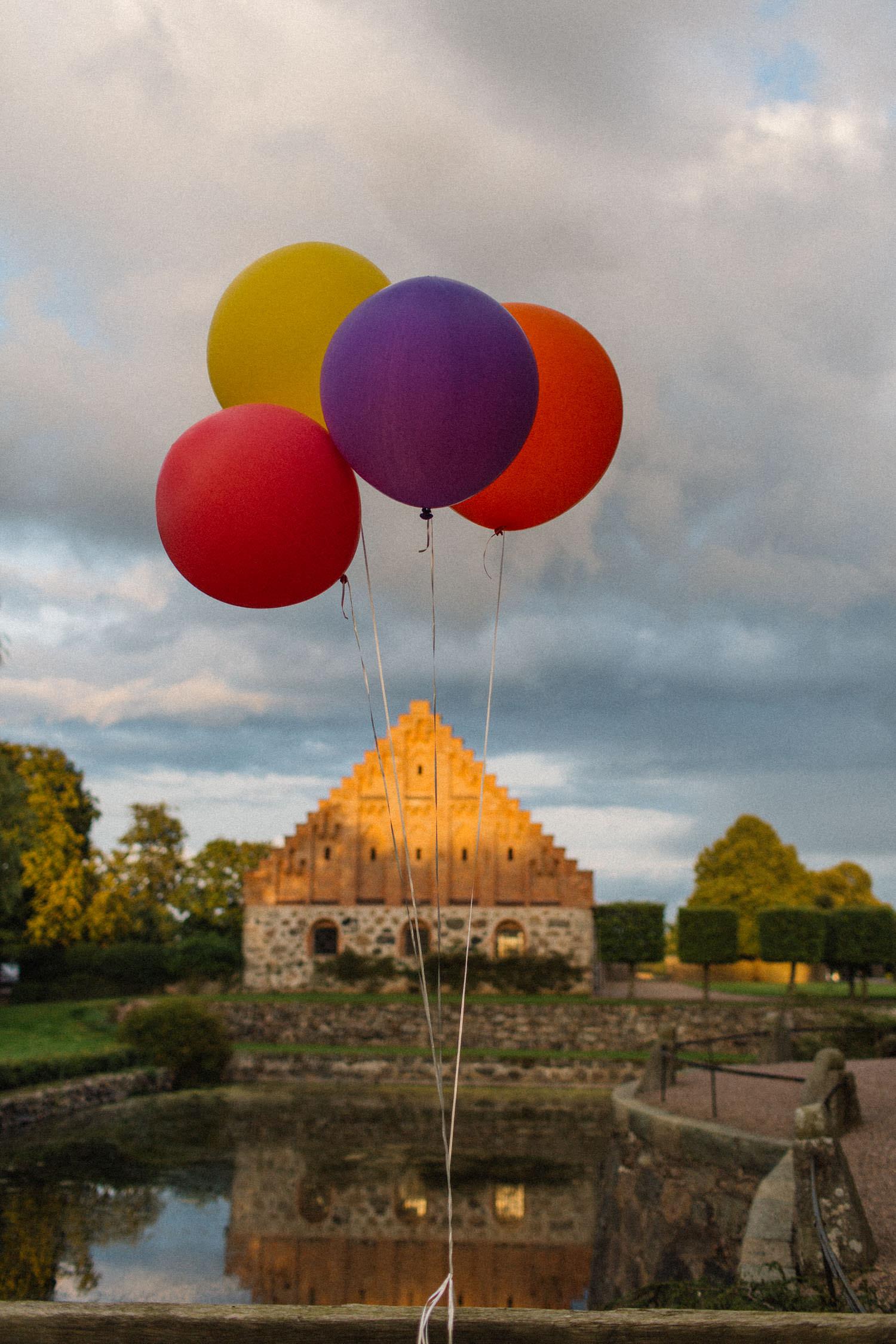 Heliumballonger.