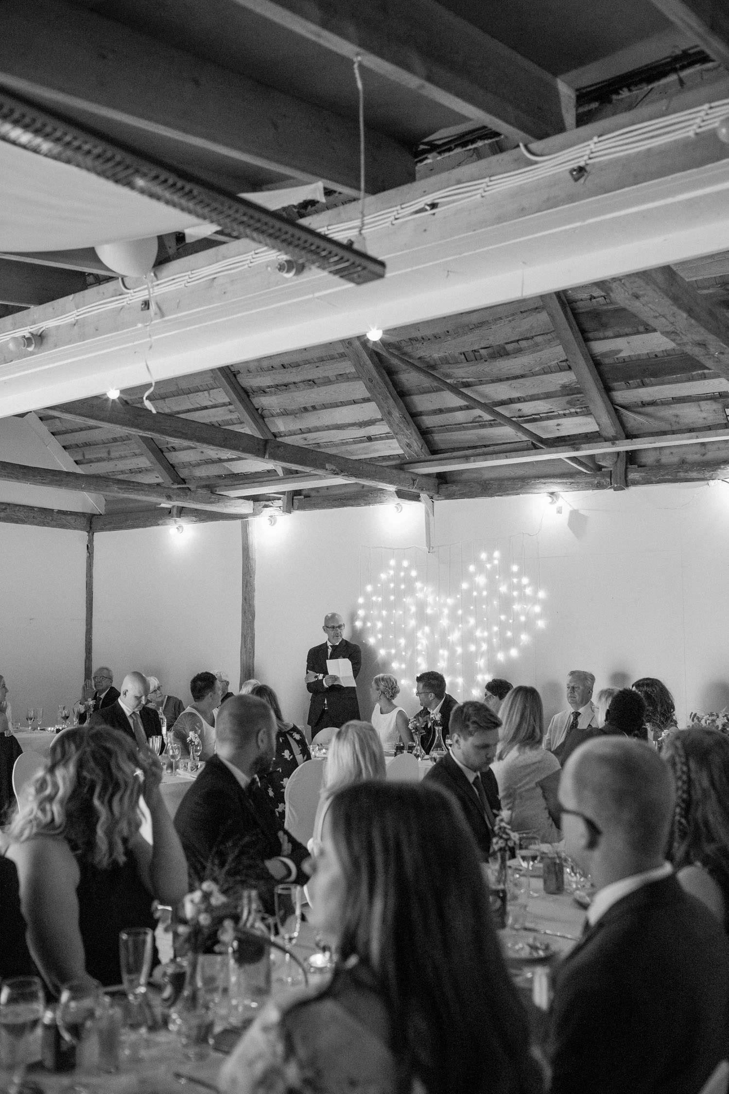 Bröllopsfest på Kaffetorpet Oknö utanför Mönsterås, Småland.