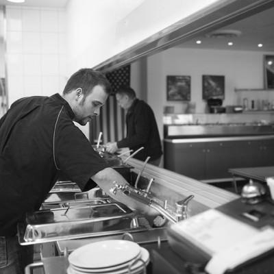 L.A. Diner, Malmö.