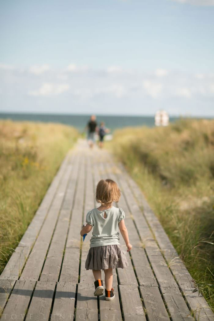 Lifestyle fotografering vid Falsterbo, Skåne. Familjefotografering. Foto: Tove Lundquist.