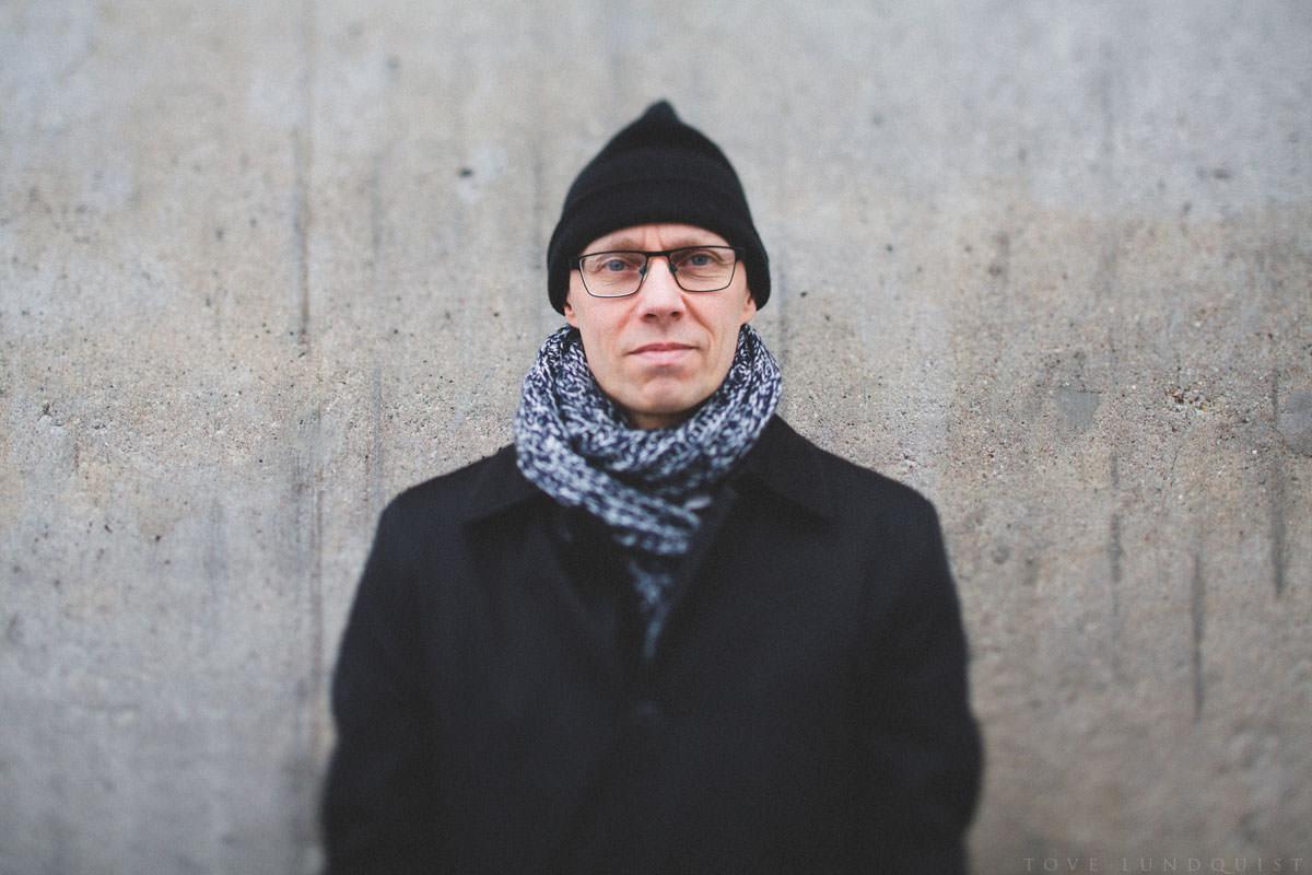 företagsfotografering och porträttfotografering i Malmö i stadsmiljö. Foto: Tove Lundquist.