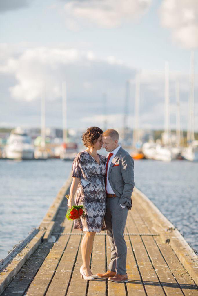September bröllop, foto av Tove Lundquist, bröllopsfotograf i Malmö.