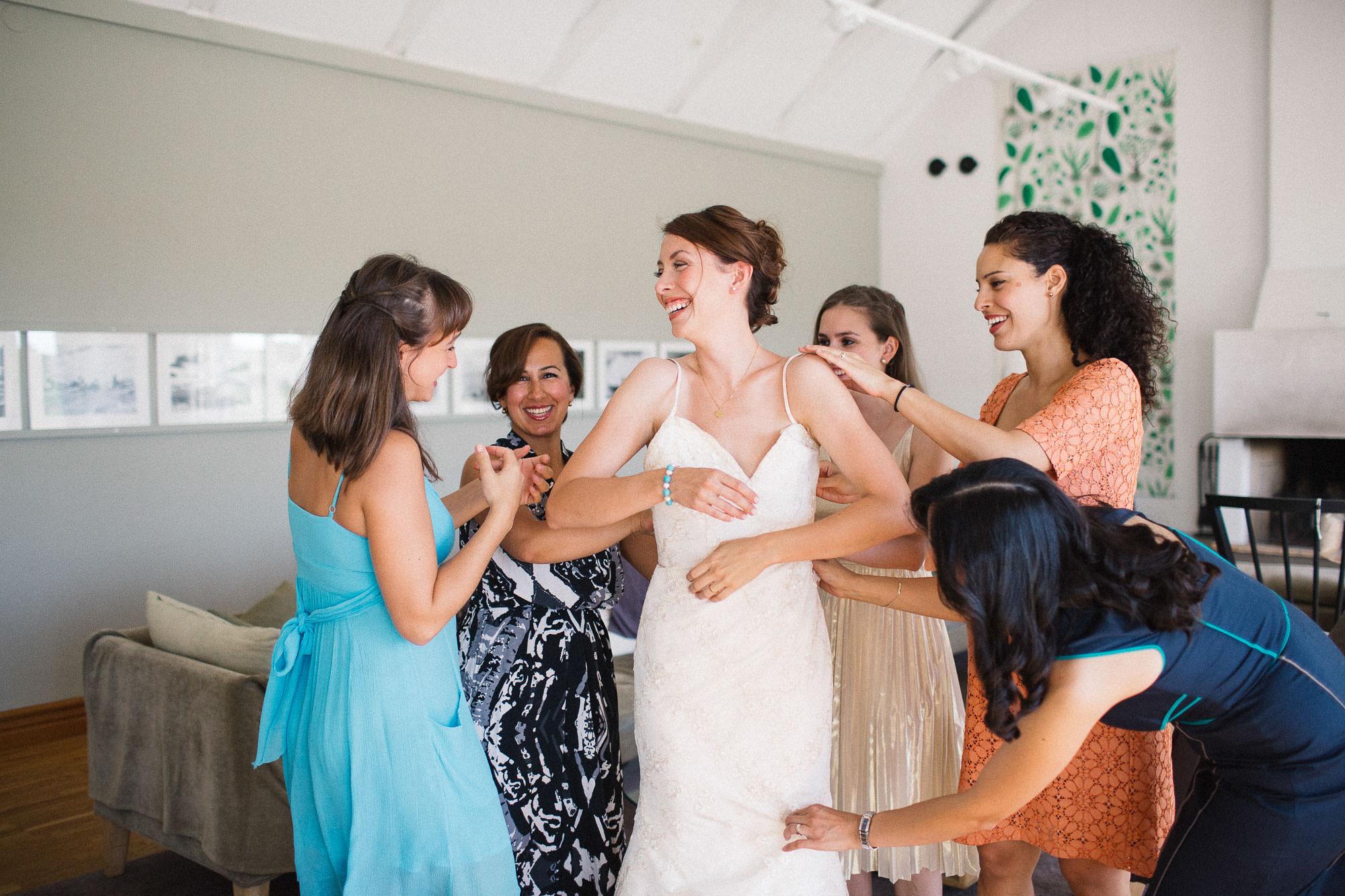 32721c8d402c Brudklänning Empirio från kollektionen Garamaj Couture, designer är Garamaj  of Sweden. Foto: Tove