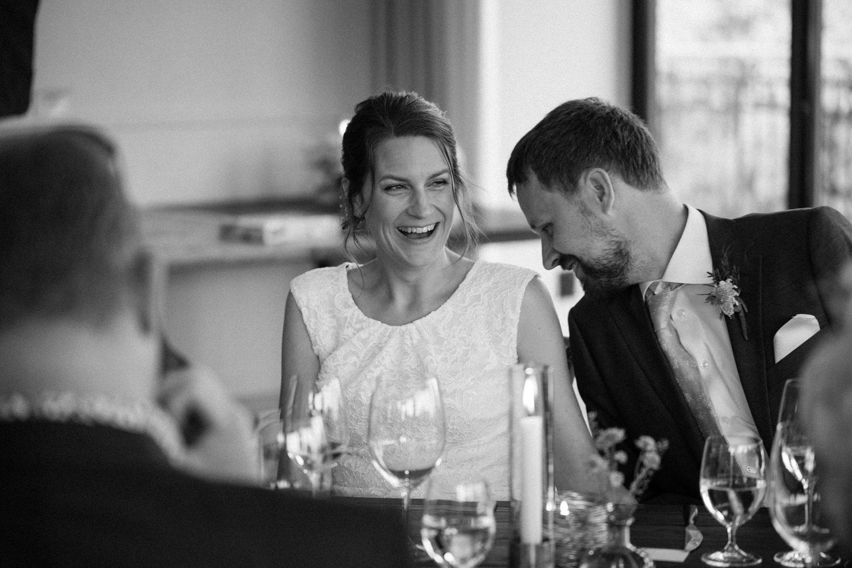 Bröllopsmiddag på Säteriet, Eriksbergs Vilt & Natur i Blekinge. Fotograf är Tove Lundquist.